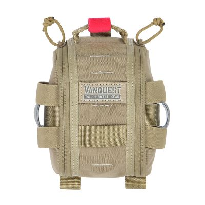 Vanquest - Túi FATPack 4X6 (Gen-2): First Aid Trauma Pack (Màu Coyote Tan - 081246CT)